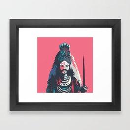 The King of Kings Framed Art Print