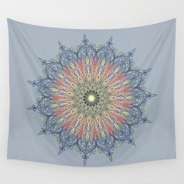 swirl mandala Wall Tapestry