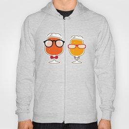 pair beer  Hoody