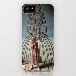 eternal child iPhone Case