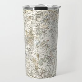 Star map of the Southern Starry Sky Travel Mug