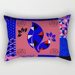 Patchwork48 Rectangular Pillow