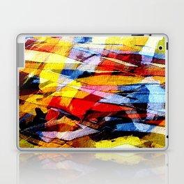 abstrakt 53 color Laptop & iPad Skin