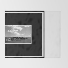 Castillo San Felipe del Morro Throw Blanket