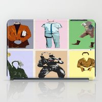 bill iPad Cases featuring Mr Bill by T.E.Perry