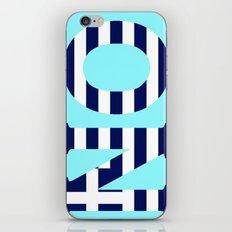 N O iPhone & iPod Skin