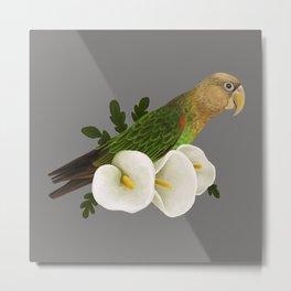 Cape Parrot [male] Metal Print