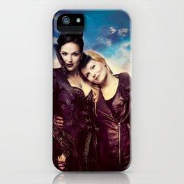 SwanQueen Love iPhone Case