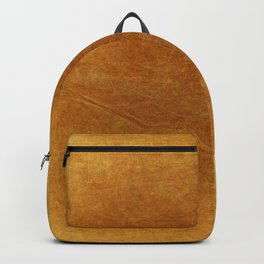 Autumn Orange Backpack
