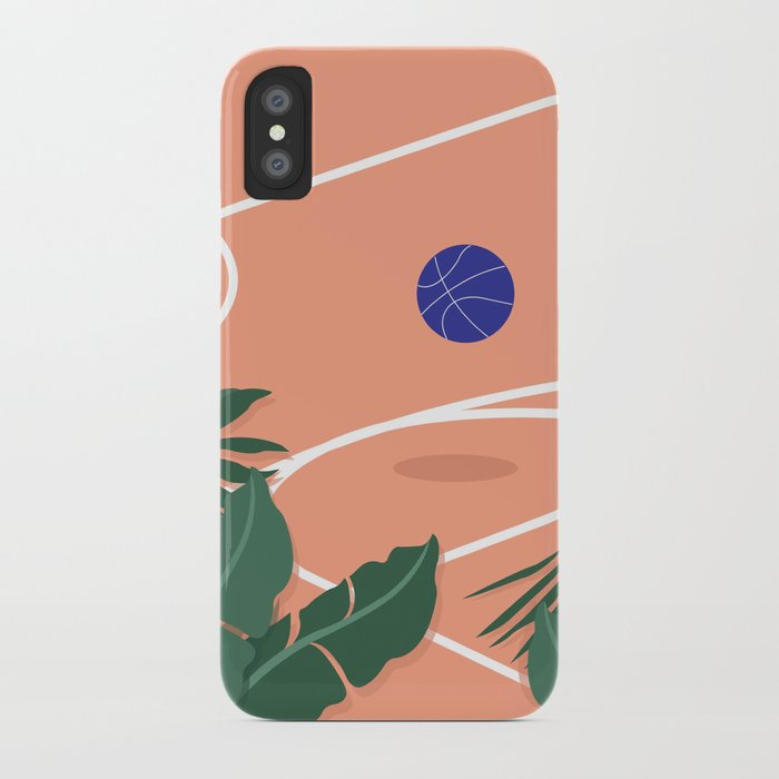 Basketball Breeze iPhone Case