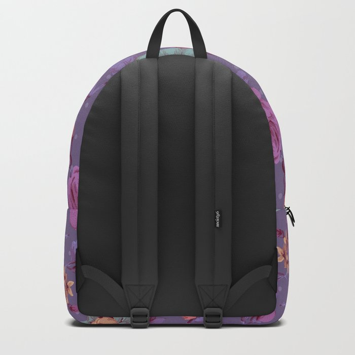 Hopeless Romantic - lavender version Backpack