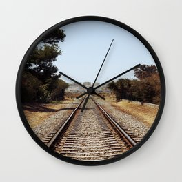 Tracks......... Wall Clock
