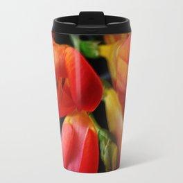 pot with freesias Travel Mug