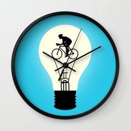 Idea Power Wall Clock