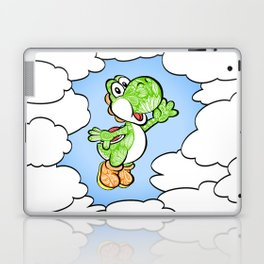 Yoshi in the sky !  Laptop & iPad Skin