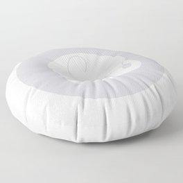 Mod Baby Elephant Grey Floor Pillow