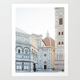 Il Duomo, Florence Italy Photography Art Print