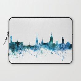 Stockholm Sweden Skyline Laptop Sleeve