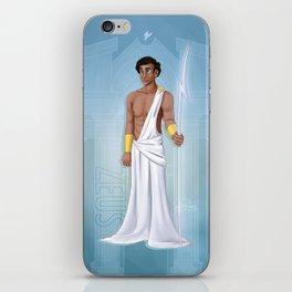 Greek Gods - Zeus iPhone Skin
