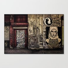 West Village Wall Canvas Print