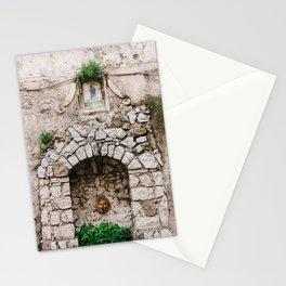 Rainy Positano VIII Stationery Cards