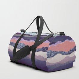 Winter Mountains Duffle Bag