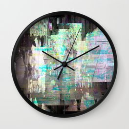 mayhap nourish occurrences permit questioning rows Wall Clock