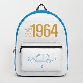 Valiant (2 Door Sedan) - The Way to Go Backpack