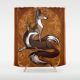 The Regal Ones Shower Curtain