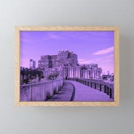NYC High Line Framed Mini Art Print