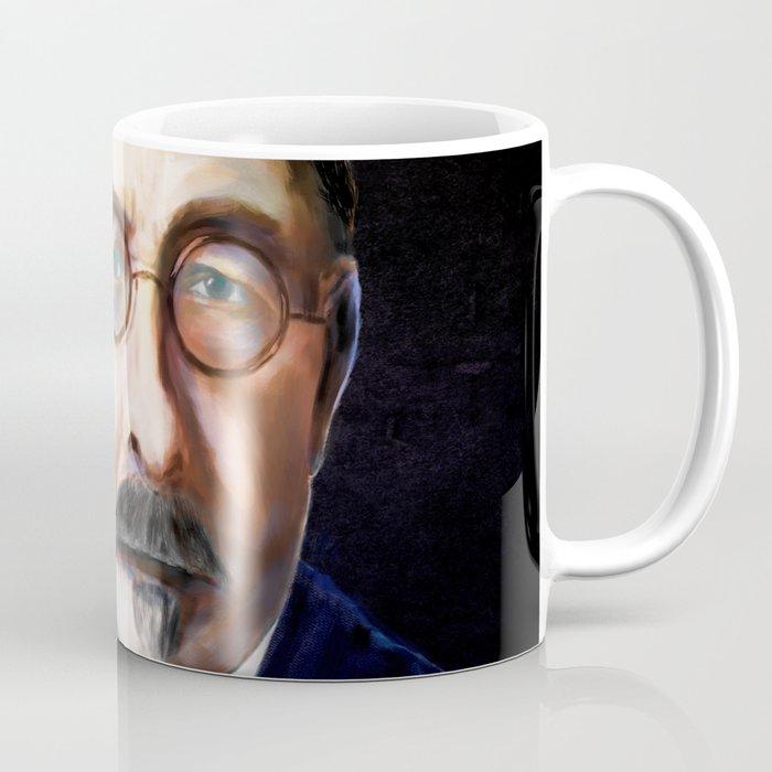 Pieter Jelles Troelstra Coffee Mug By Besidesphotography