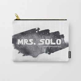 MRS. SOLO Carry-All Pouch