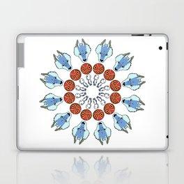 Mononoke Mandala Laptop & iPad Skin