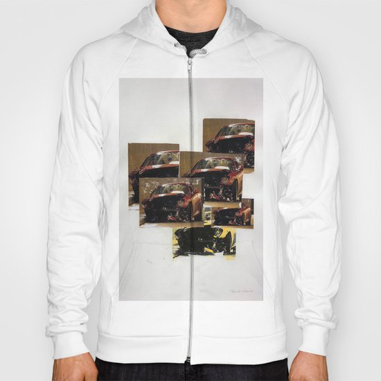 CRASH Hoody