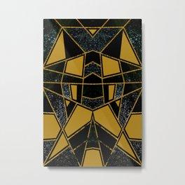 Abstract #546 Metal Print