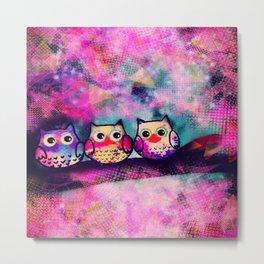 owl-88 Metal Print
