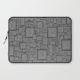 Shaping Up Laptop Sleeve