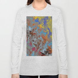 autumn fresh rainy days Long Sleeve T-shirt