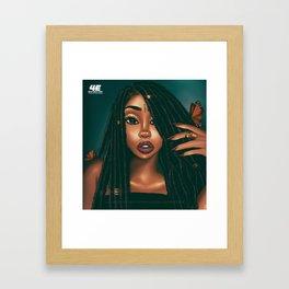 DREADSLOVE Framed Art Print