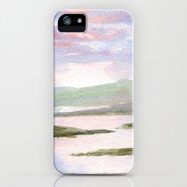 Imaginary Landscape iPhone Case