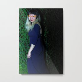 Soo By Night Metal Print