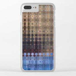 Life in the City Clear iPhone Case