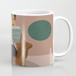 Reading Nook Coffee Mug