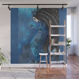 The Seal Woman Wall Mural