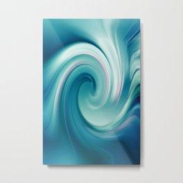 Blue 219 Metal Print
