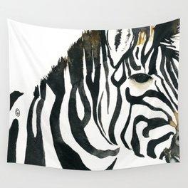Zebra my love Wall Tapestry