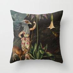 femina 2 Throw Pillow