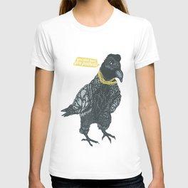 quit yo' jibber jabber T-shirt