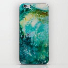 Serendipity Macro1 iPhone Skin