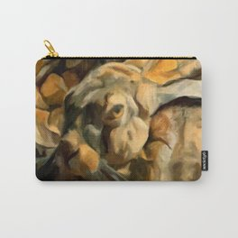 Splitting Hares Carry-All Pouch